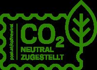 CO2 neutrag zugestellt